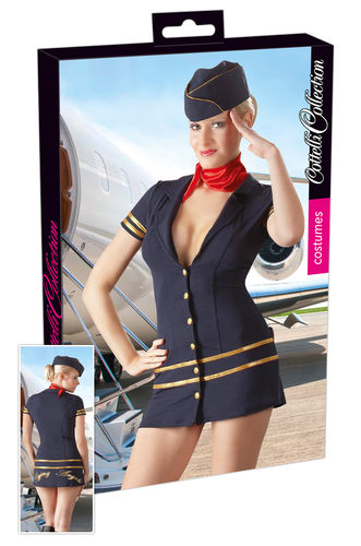 "Cottelli - Kleid ""Stewardess"""