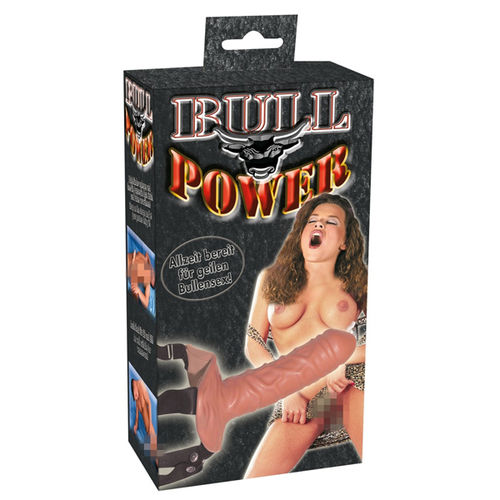 "Latex-Umschnaller ""Bull Power"""
