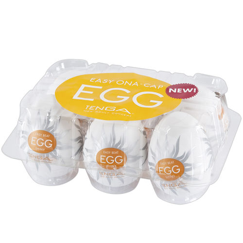 Tenga - Egg Shiny 6er