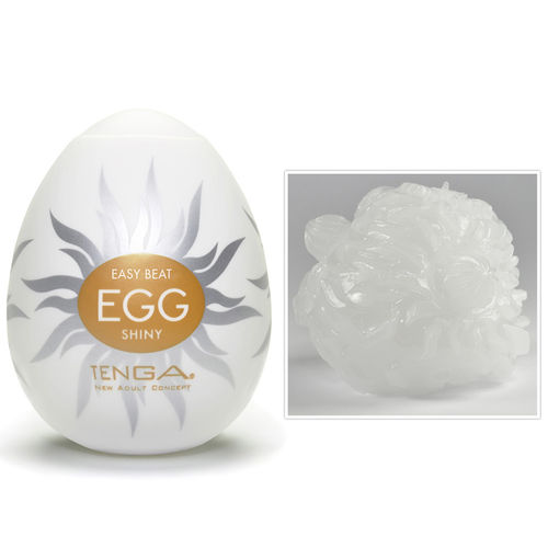 Tenga - Egg Shiny 1er
