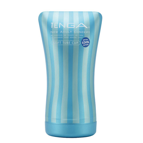 Tenga - COOL CUP Soft Tube