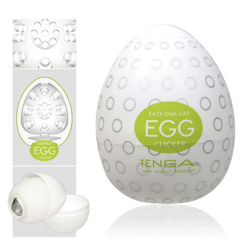 Tenga - Egg Clicker Single