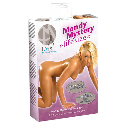 Mandy's Love Doll