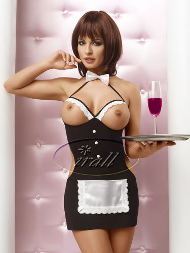 Irall - Sweet Waitress Set
