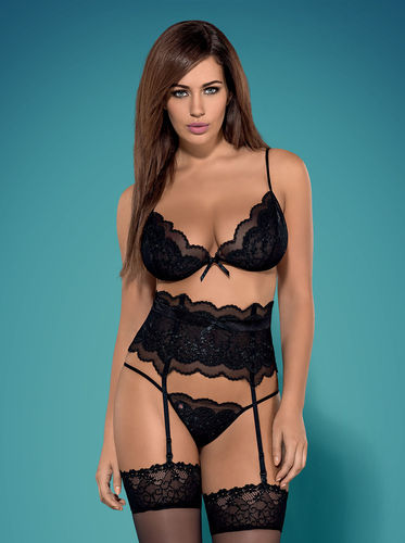 Obsessive Kisselent Dessous Set