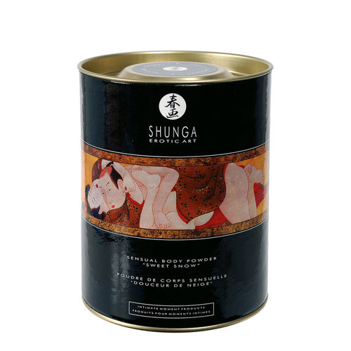 Shunga Body Powder Raspberry