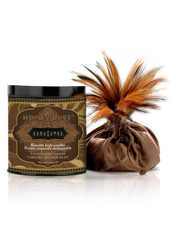 Kama Sutra - Honey Dust Chocolate Body Powder