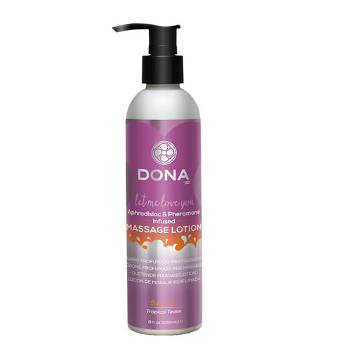 Dona - Massage Lotion Tropical