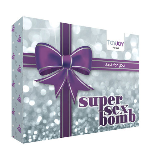 Super Sex Box Purple