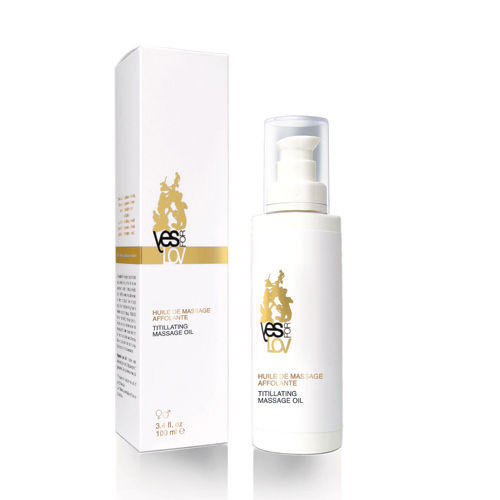 YesForLov - Titilatting Massage Oil