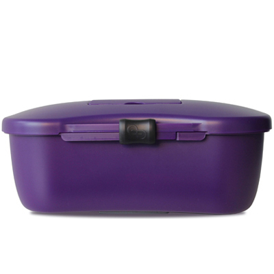 Hygienic Storage System Purple