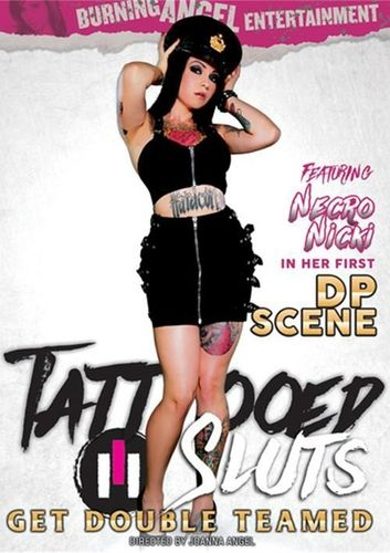 Tattooed Sluts Get Double Teamed DVD