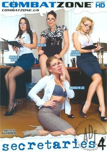 Secretaries 4 DVD