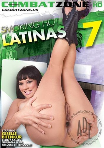 Smoking Hot Latinas 7 DVD