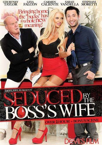 Seduced By The Boss's Wife 1 DVD