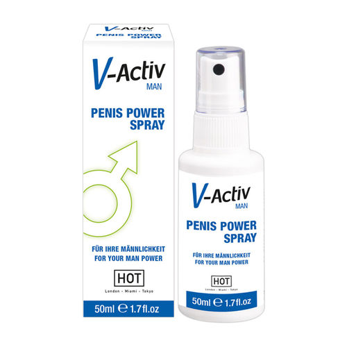 V-Activ Penis Power Spray
