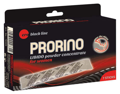 Prorino Libido Powder