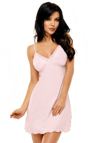Beauty Night - Marcy Chemise Pink