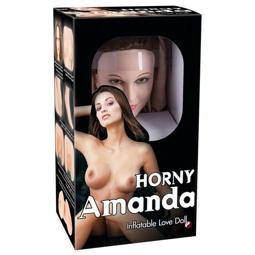 Horny Amanda Lovedoll