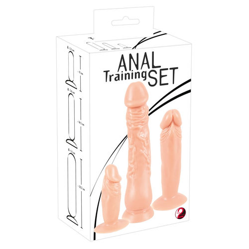 Anal-Training-Set Dildos