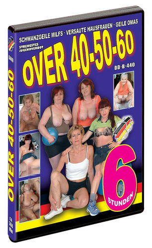 Over 40-50-60 DVD