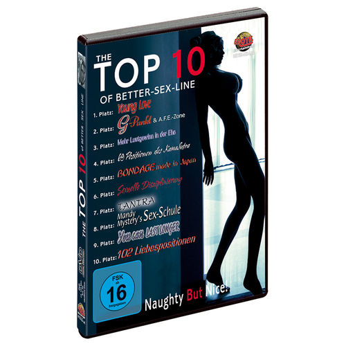 Top Ten of Better Sex Line DVD