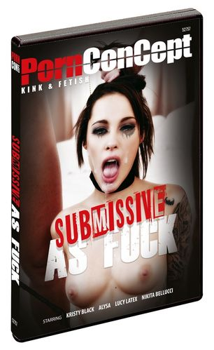 Submissive as fuck DVD