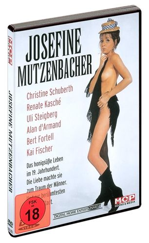 Josefine Mutzenbacher DVD